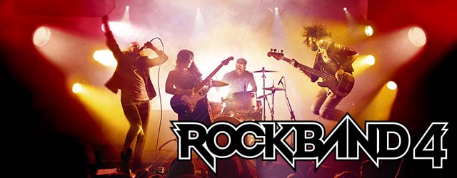 Rockband 4 Cab