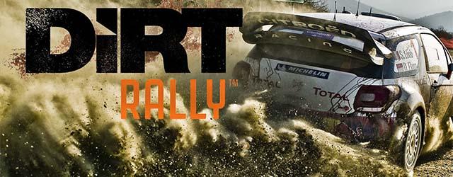 Dirt Rally Cab