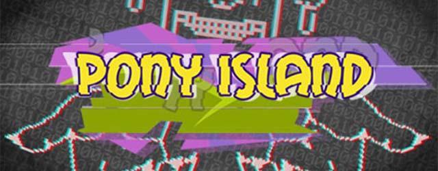 pony-island cab