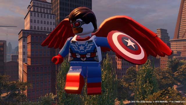 Lego Los Vengadores img3