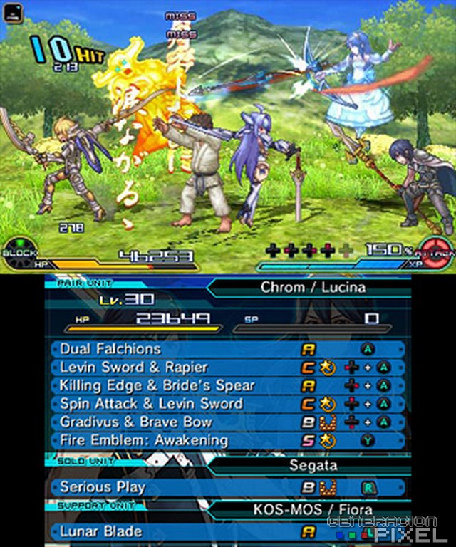 analisis  Project X Zone 2 img 002
