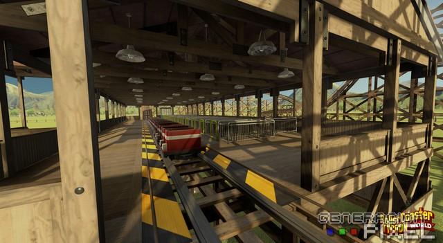 analisis RollerCoaster Tycoon World beta img 003