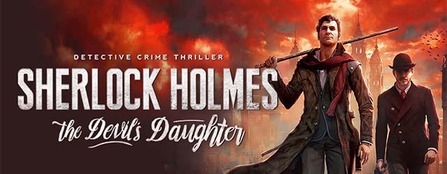 Sherlock Holmes The Devil's Daughter CAB