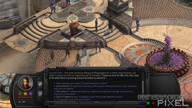 analisis Torment Tides of Numenera img 002