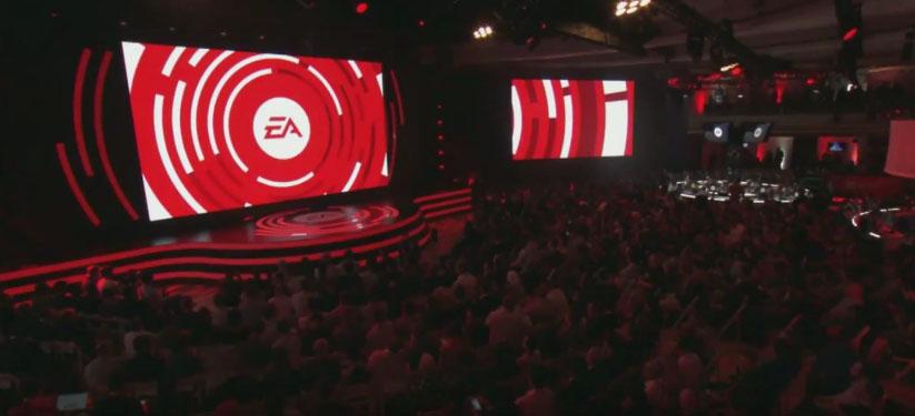 EA Play 2017 Escenario