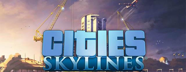 Cities Skylines consola