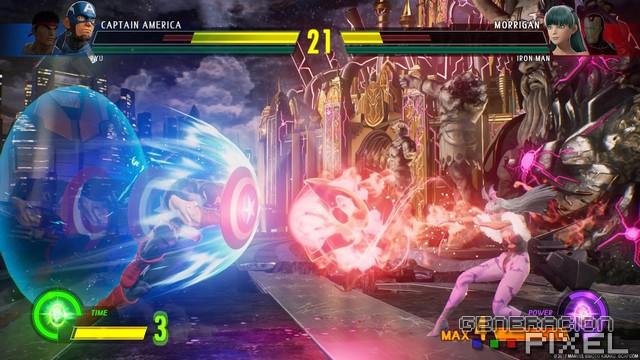 analisis Marvel vs Capcom infi img 002