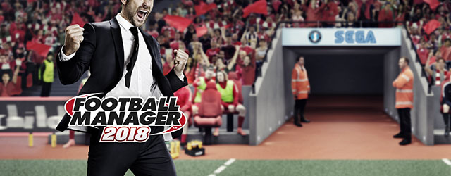 Football Manager 2018 cab