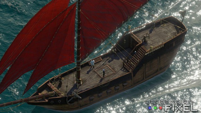 analisis Pillars of Eternity II Deadfire img 003