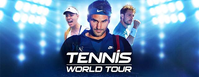 Tennis World Tour cab