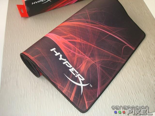 Análisis alfombrilla Fury S HyperX img 002