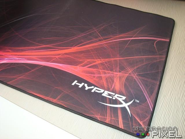 Análisis alfombrilla Fury S HyperX img 003