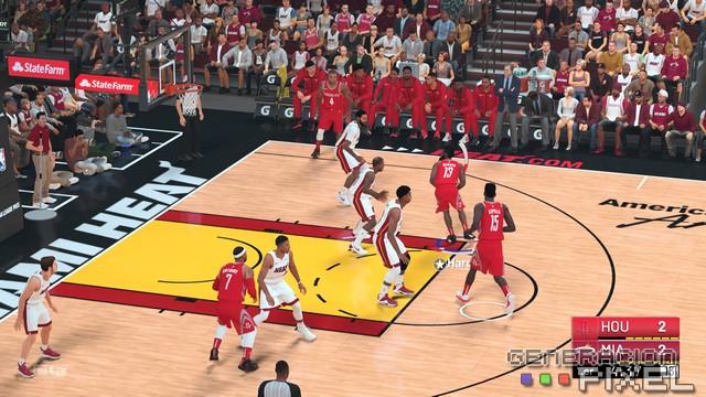 Análisis NBA 2K19 img 001