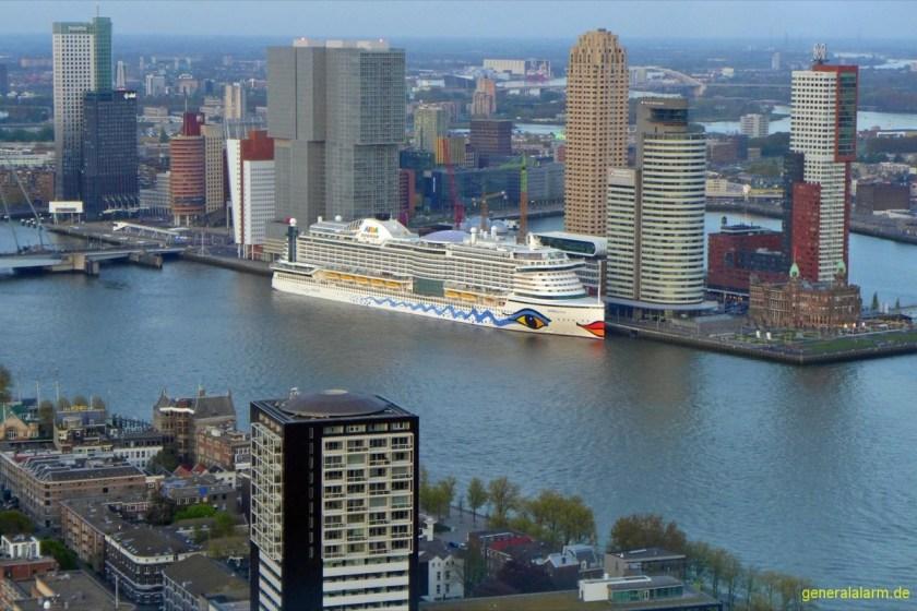 Afbeeldingsresultaat voor AIDAprima Rotterdam