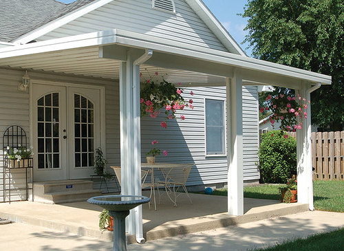 metal patio covers awnings Aluminum Patio Covers | General Awnings