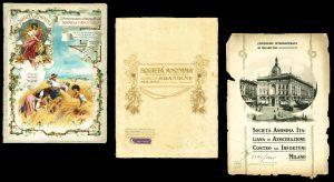 Memorie (1884, 1900, 1906)
