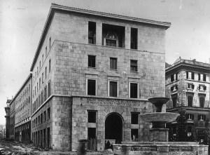 Building on Corso del Rinascimento, 1st lot (1940 ca.)