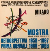 Catalogue of the 9th prize exhibition in the Royal Palace, Milan (1966)