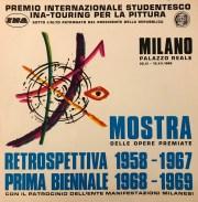 Catalogo del IX Premio in Milano, palazzo Reale (1966)