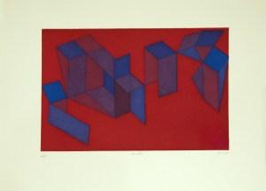 Achille Perilli, Semantia (1981)