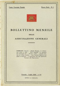 Bollettino n. 1 (1930)