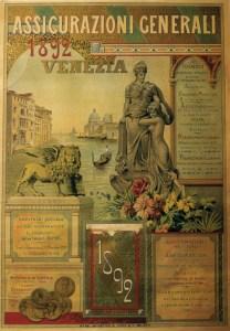 Wall calendar (1894)