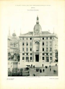 Palazzo Venezia, Milano (1900)