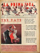 """Prima pagina de """"La Prima Idea"""" (Bologna, anno XIV, n. 2, febbraio 1950)"""