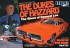 MPC Ghost of General Lee Plastic Model Car Kit 1 25 Scale 754