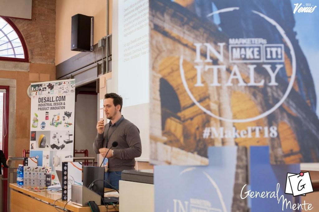 Marketers MakeIT foto Evidenza