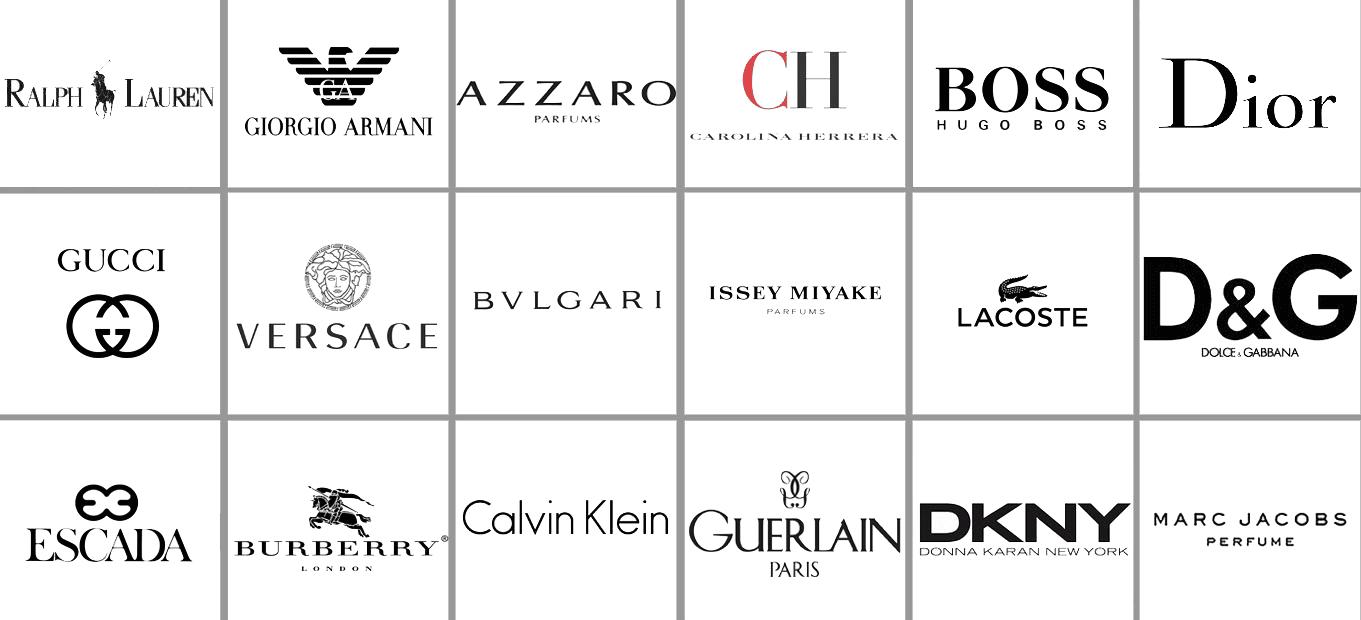 General Perfume Brands