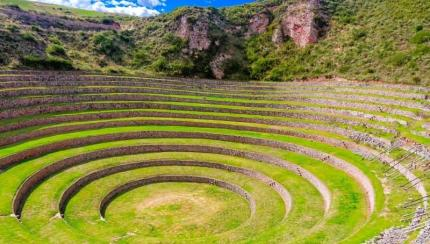 Monument péruvien