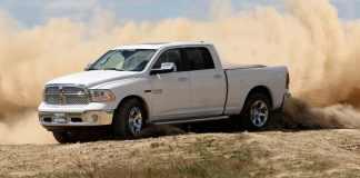 Dodge Ram 1500 Eco Diesel