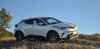Essai Toyota C-HR 1.2 AWD