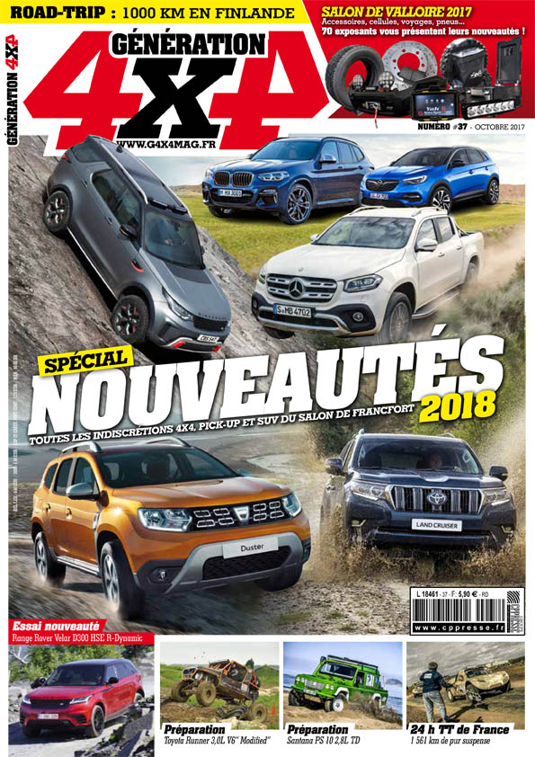 Génération 4x4 Magazine n°37