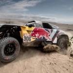 Dakar 2018 Peugeot sport