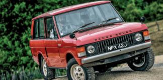 Collector Range Rover 3,5L V8 de Philippe Devendin
