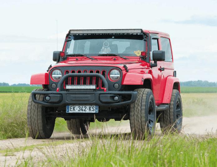 Jeep Wrangler JK V6 Sahara Indiancars
