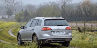 Volkswagen Golf Alltrack 2.0 TDI 184 4MOTION