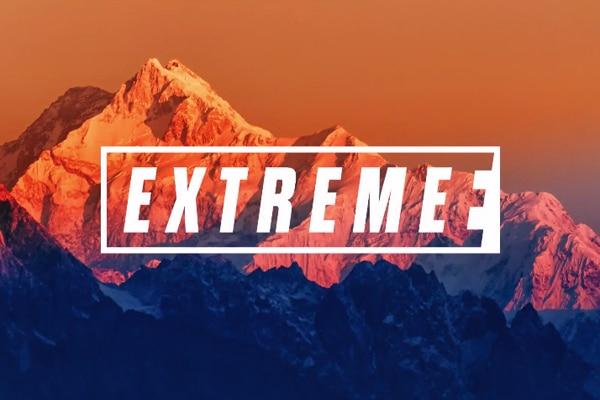 extreme E race
