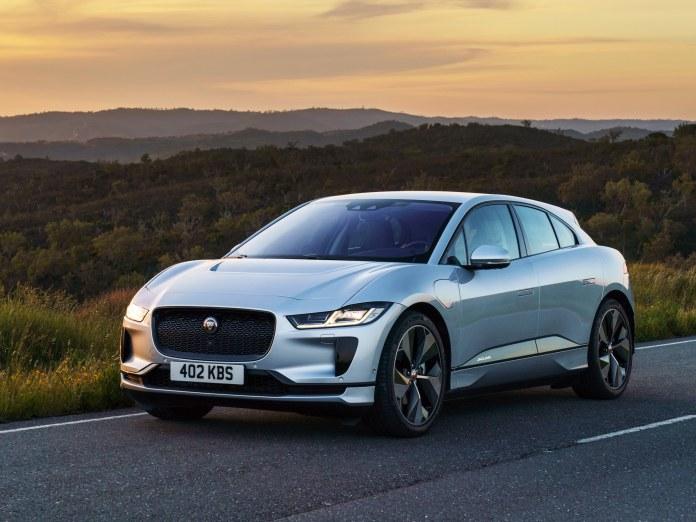 Jaguar I-pace l'élue
