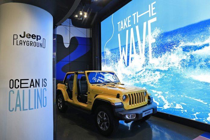 jeep wrangler 4x4 de l'année 2019