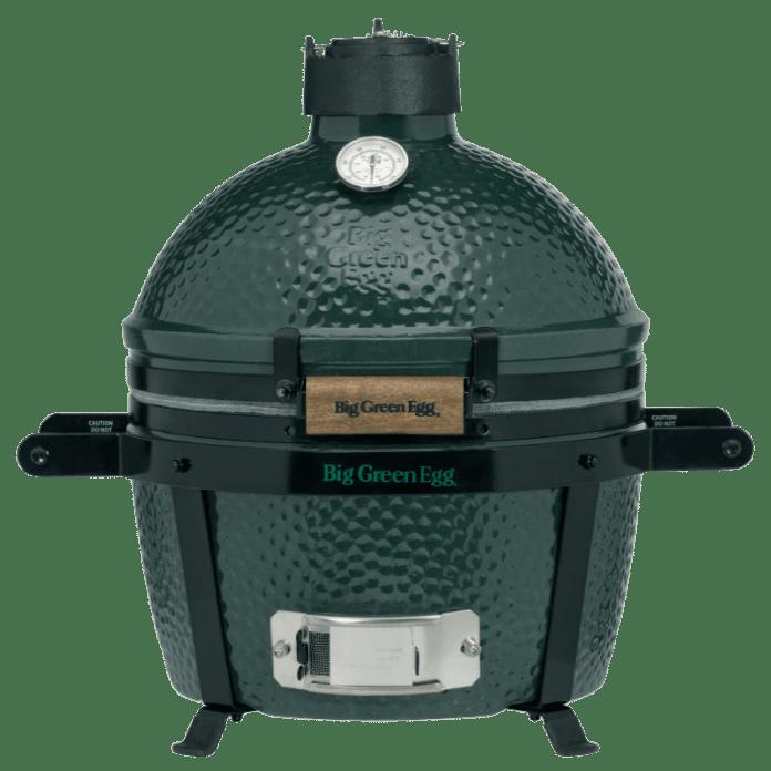 big green egg barbecue