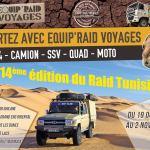 Equip'Raid - Raid en Tunisie 2019