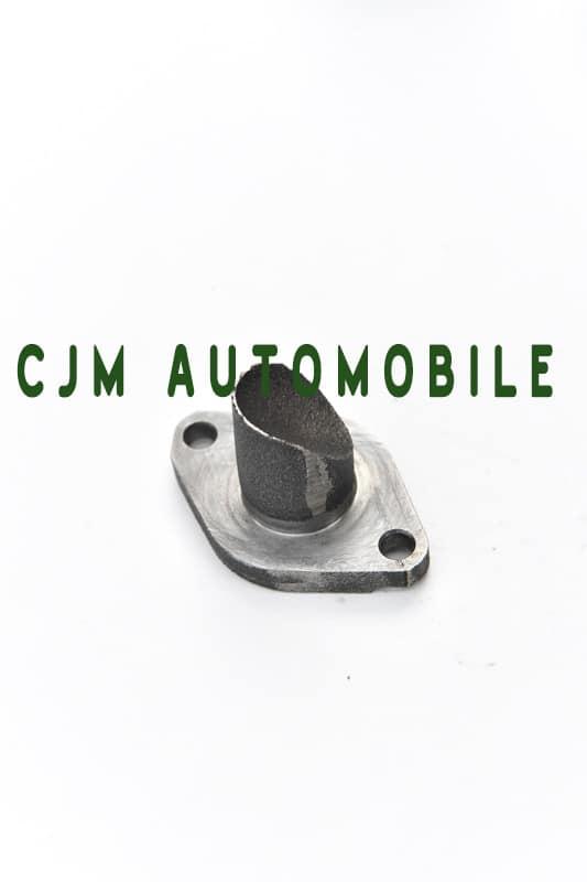 CJM Automobile Collecteur Td5 Land Rover  L'expérience est là, CJM Automobile, grande maison spécialisée Land Rover depuis les grandes années de Paris-Dakar d'antan s'est penché sur le cas du robuste moteur Td5 de Land Rover. L'un des défauts connus est la rupture des goujons du collecteur d'échappement. CJM propose un kit comprennant un collecteur plus solide et ses goujons assortis d'un bouchon destiné à l'EGR.   Prix sur demande