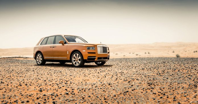 Rolls Royce a annoncé sa participation au Rebell Rally 2019.