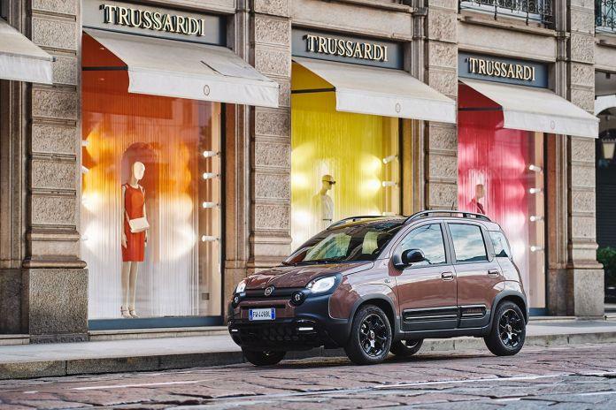 Fiat City Cross Trussardi, la 1ère Panda chic