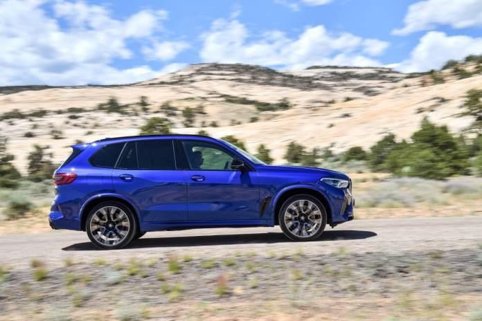 BMW 625 ch X5 ET X6