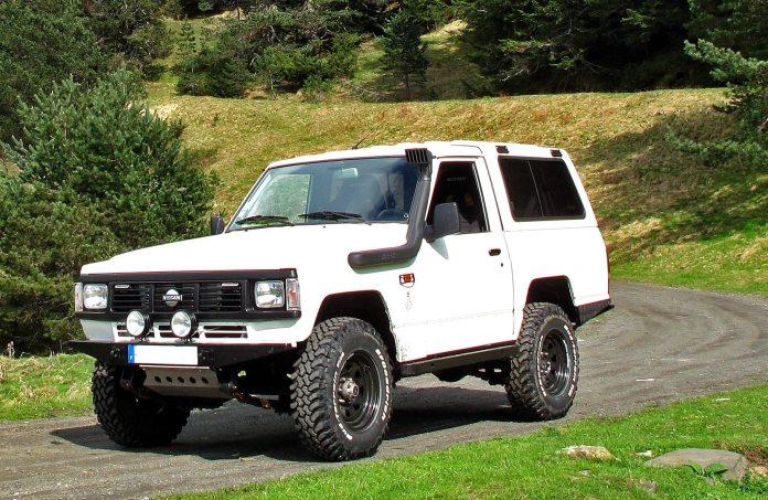 Nissan_Patrol_Baroud kit suspensions Ridepro RLC Diffusion