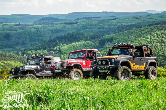 Indiancars Adventure Club Jeep 4x4